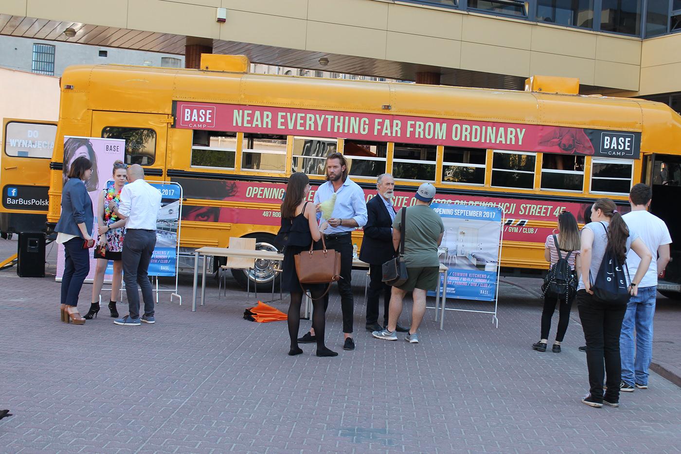 Basecamp Student branding eventu