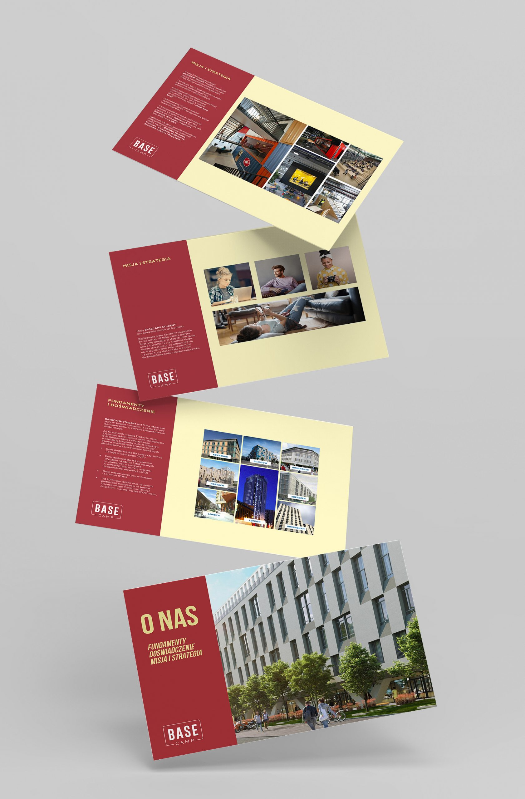 Basecamp Student prezentacja