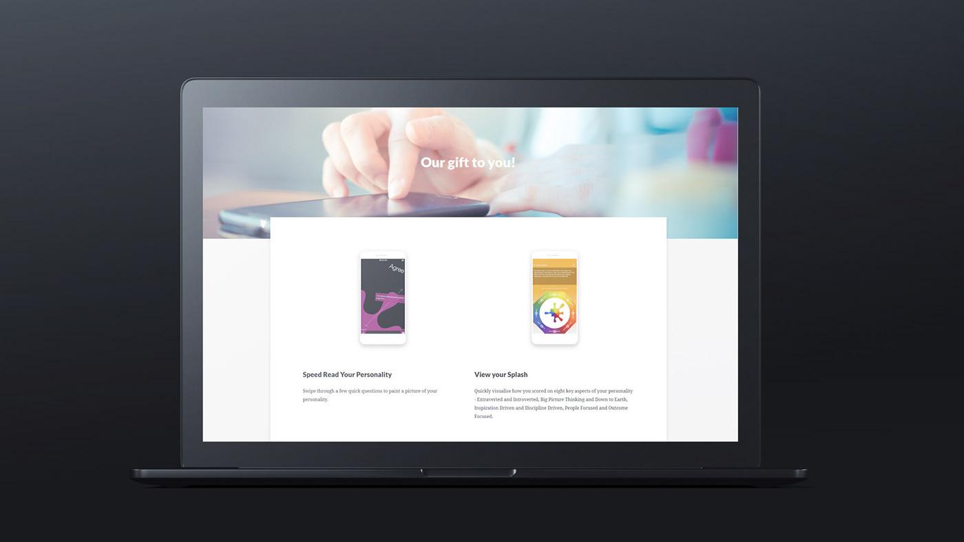 Lumina Learning application