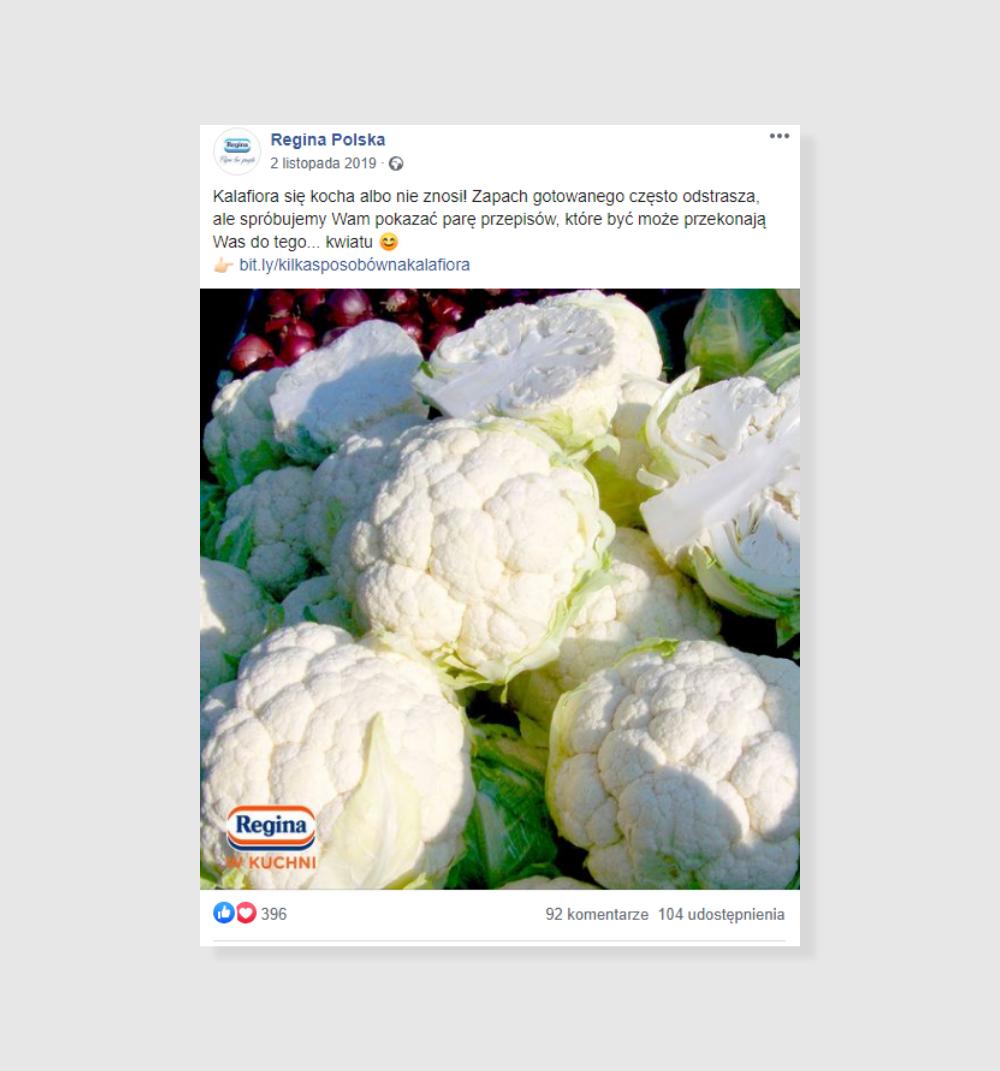 Regina Polska Facebook